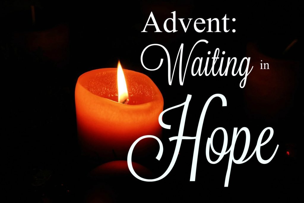 Advent Waiting In Hope My Life His Story